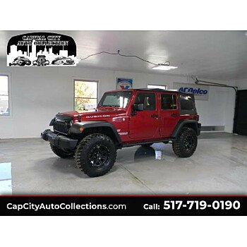 2012 Jeep Wrangler 4WD Unlimited Rubicon for sale 101216919
