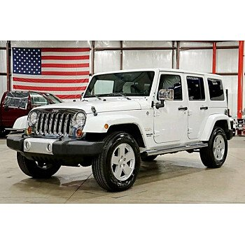 2012 Jeep Wrangler 4WD Unlimited Sahara for sale 101234128