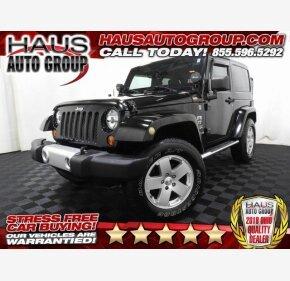 2012 Jeep Wrangler 4WD Sahara for sale 101236869