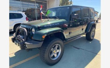 2012 Jeep Wrangler 4WD Unlimited Rubicon for sale 101241554