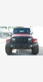 2012 Jeep Wrangler 4WD Unlimited Sahara for sale 101253198