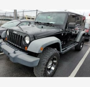 2012 Jeep Wrangler 4WD Unlimited Sport for sale 101266212