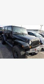 2012 Jeep Wrangler 4WD Unlimited Sahara for sale 101267367