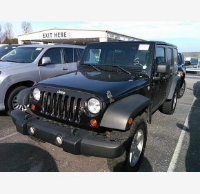 2012 Jeep Wrangler 4WD Unlimited Sport for sale 101267530