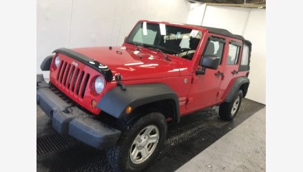 2012 Jeep Wrangler 4WD Unlimited Sport for sale 101319963