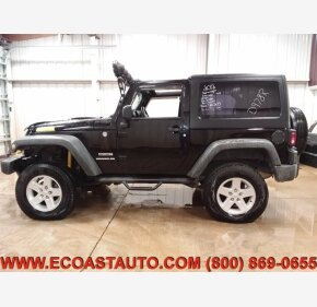 2012 Jeep Wrangler 4WD Sport for sale 101326476