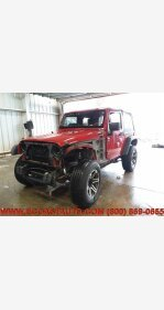 2012 Jeep Wrangler 4WD Sport for sale 101326503