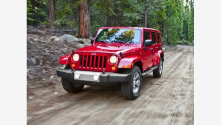 2012 Jeep Wrangler 4WD Unlimited Sahara for sale 101333378