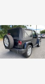 2012 Jeep Wrangler for sale 101336909