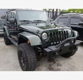 2012 Jeep Wrangler for sale 101344370
