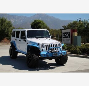 2012 Jeep Wrangler for sale 101353571