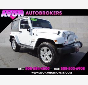 2012 Jeep Wrangler for sale 101362270