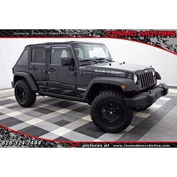 2012 Jeep Wrangler for sale 101366565