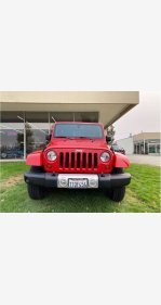 2012 Jeep Wrangler for sale 101377202