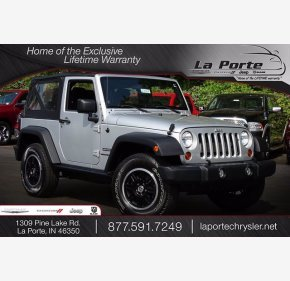 2012 Jeep Wrangler for sale 101381188