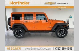 2012 Jeep Wrangler for sale 101382852