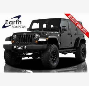 2012 Jeep Wrangler for sale 101389016