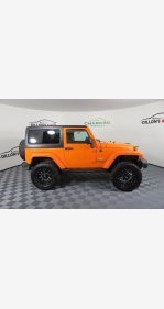 2012 Jeep Wrangler for sale 101390048