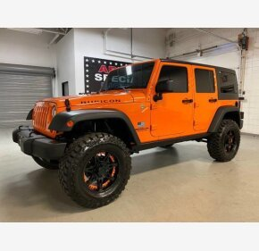 2012 Jeep Wrangler for sale 101393222