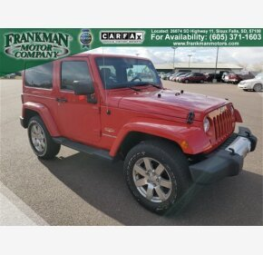 2012 Jeep Wrangler for sale 101395183