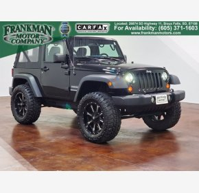 2012 Jeep Wrangler for sale 101399193