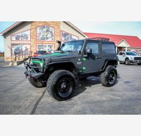 2012 Jeep Wrangler for sale 101401031