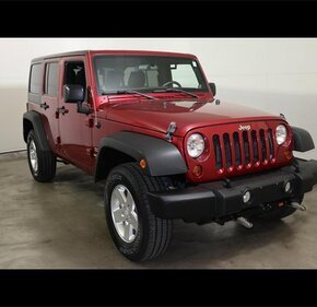 2012 Jeep Wrangler for sale 101406465