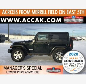 2012 Jeep Wrangler for sale 101412080