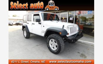 2012 Jeep Wrangler 4WD Unlimited Sport for sale 101419228