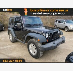 2012 Jeep Wrangler for sale 101419288