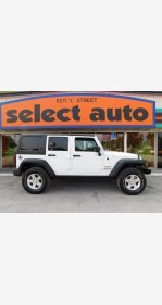 2012 Jeep Wrangler for sale 101420698