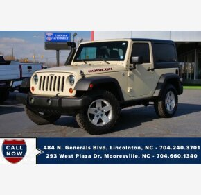 2012 Jeep Wrangler for sale 101427629