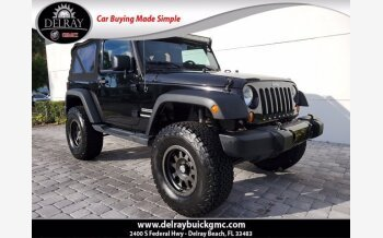 2012 Jeep Wrangler for sale 101428859
