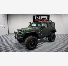 2012 Jeep Wrangler for sale 101430225