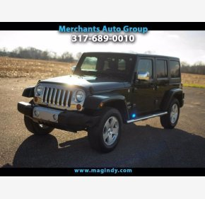 2012 Jeep Wrangler for sale 101432566