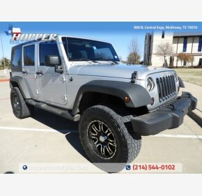 2012 Jeep Wrangler for sale 101452849