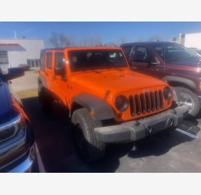 2012 Jeep Wrangler for sale 101457377