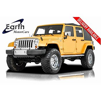 2012 Jeep Wrangler for sale 101519957