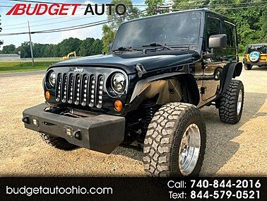 2012 Jeep Wrangler for sale 101562520