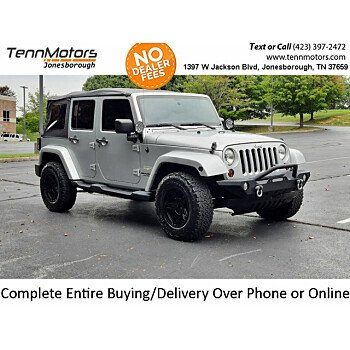 2012 Jeep Wrangler for sale 101607299