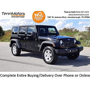 2012 Jeep Wrangler for sale 101617909