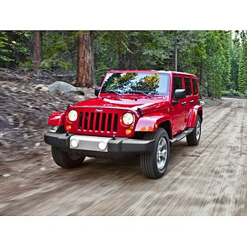 2012 Jeep Wrangler for sale 101625546