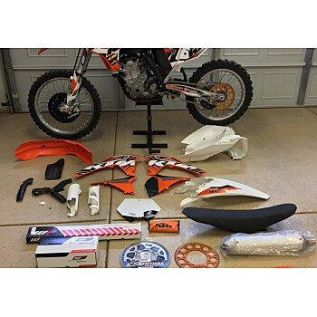 2012 KTM 450SX-F for sale 200588363