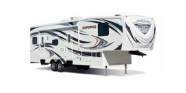2012 KZ Inferno 2910T specifications