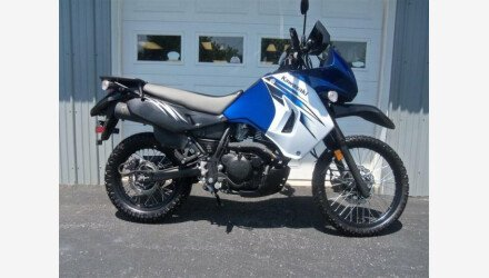 2012 Kawasaki KLR650 for sale 200618448