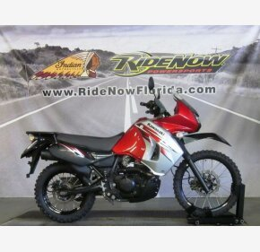 2012 Kawasaki KLR650 for sale 200658001