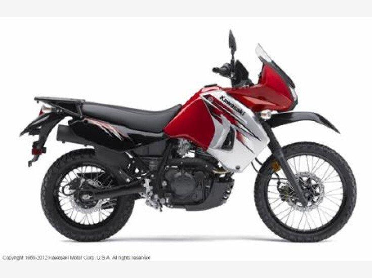 2012 Kawasaki KLR650 for sale 201173728