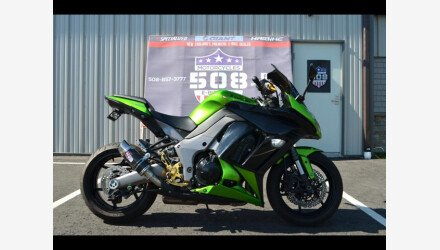 2012 Kawasaki Ninja 1000 for sale 200969407