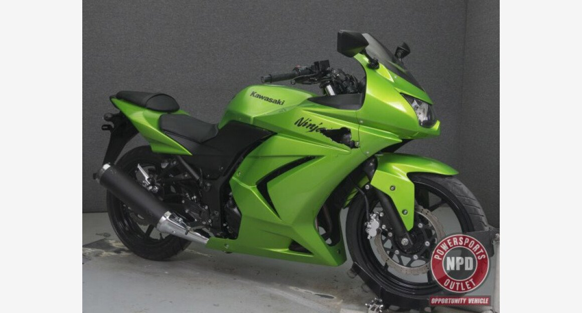 2012 Kawasaki Ninja 250R for sale 200597953