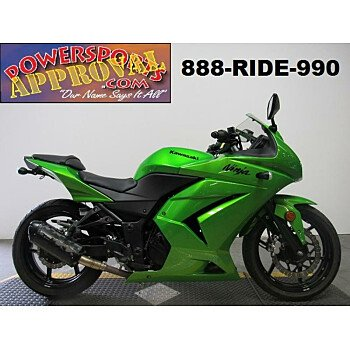 2012 Kawasaki Ninja 250R for sale 200611520